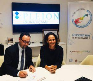 PLEION Monaco - Mission pour la transition énergétique 1